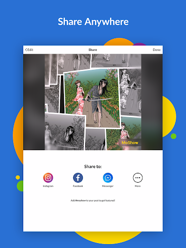 MoShow - Slideshow Maker, Photo & Video Editor 2.5.0.0 screenshots 10