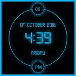LED Digital clock LWP 1.10