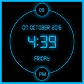 LED Digital clock LWP