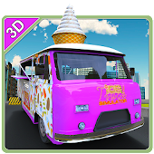 Ice Cream Truck Simulator