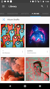 Musific – mp3 and Music Player, Equalizer 5.0.2 (MOD + APK) Download 2