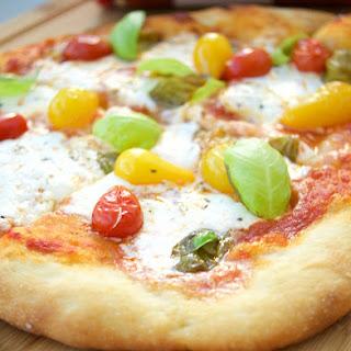 Delicious Burrata Pizza