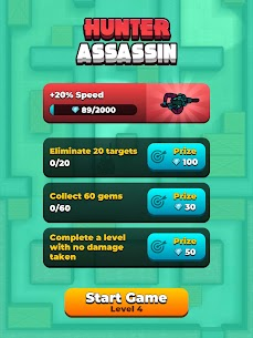 Hunter Assassin Mod Apk 1.29 [Unlimited Money] 7