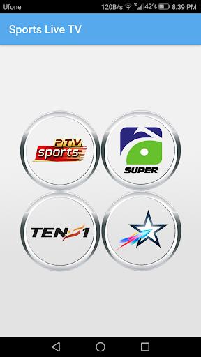 Sports Live TV 2.0 screenshots 6