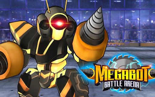 Megabot Battle Arena: Build Fighter Robot screenshots 24