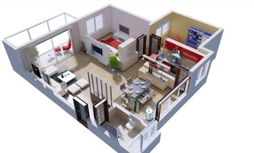 3d home design app 1.0 screenshots 5