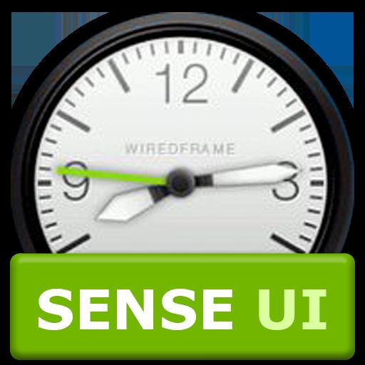 Clock Widget Pack Sense UI