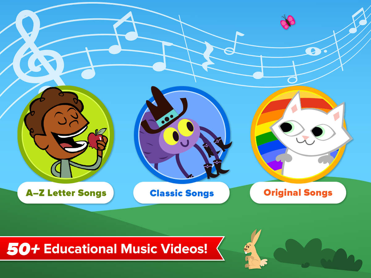 ABCmouse Music Videos- screenshot