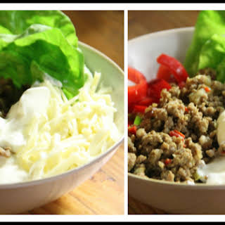 Taco Salad Bowl.
