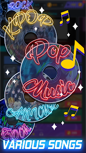 Tap Tap Music – Pop songs Screenshot