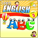 Learn English-Level5 (AD-Free) icon