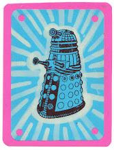 Photo: Wenckin's Mail Art 366 - Day 78, Card 78b
