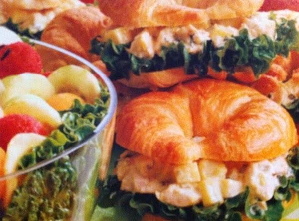 Chicken Salad For Sandwiches Recipe