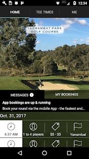 Yarrambat Golf Tee Times - náhled