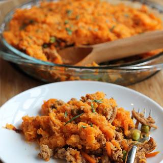 Healthy Sweet Potato Turkey Shepherds Pie Recipes