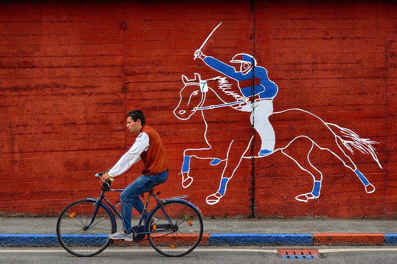 Cavalli di AlfredoNegroni
