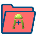 A+ File manager icon