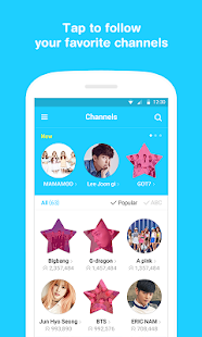 V – Live Broadcasting  APP- screenshot thumbnail