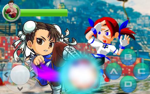 Supper Street Fighter Game 1.9 screenshots 2