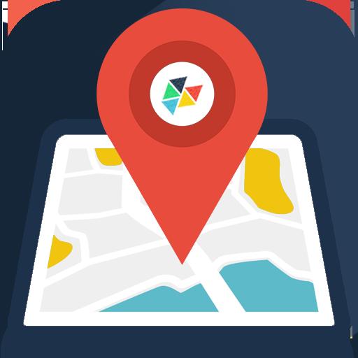GPS Navigation Maps Tracker 遊戲 App LOGO-硬是要APP