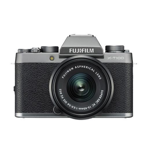 Fujifilm X-T100 15-45mm II Kit_DarkSilver_1.jpg