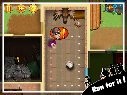 Robbery Bob MOD APK 1.18.37 [Unlimited Money + Unlocked All Features] 9
