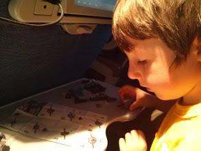 Photo: In Flight Activities