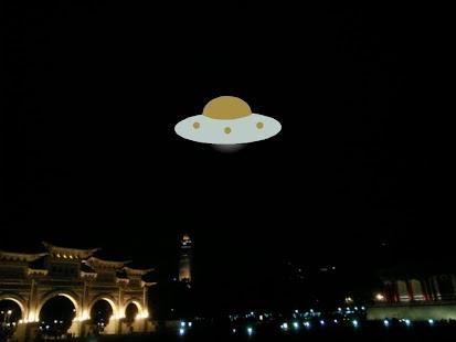 Radiant UFO Camera - náhled