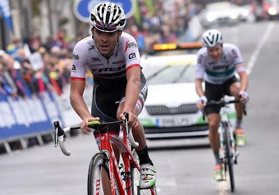 Goed nieuws voor renner van Trek-Segafredo na zware val op Italiaans kampioenschap