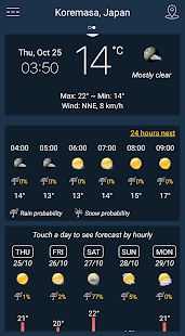 Weather Forecast APK image thumbnail 4