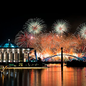 Firework Competition by Hendrik Cuaca - News & Events World Events