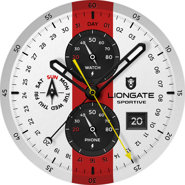 WatchMaster - Watch Face- screenshot