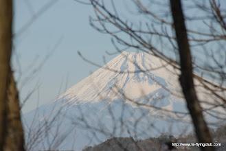 Photo: 富士山もくっきり