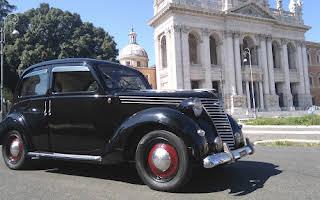 Fiat 1100 B Rent Lazio