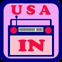 USA Indiana Radio icon