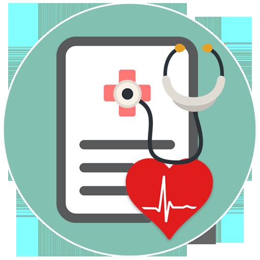 Icon for Blood Pressure : Blood Sugar : Body Temperature