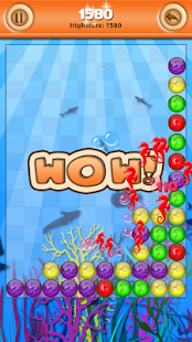 Bubble Breaker Undersea- screenshot thumbnail