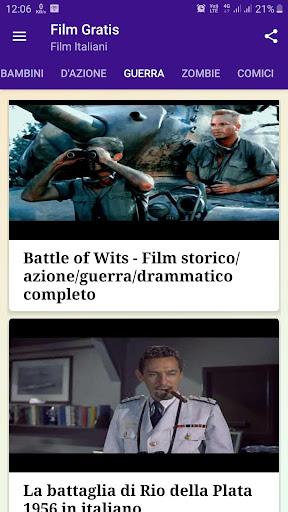 film gratis in streaming italiano screenshot 7