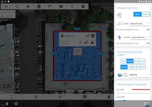 Measure Map Lite 4.0.0 screenshots 9