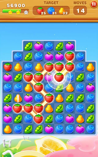 Fruit Dash - screenshot