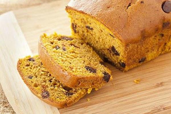 Chocolate Chip Pumpkin Bread Recipe