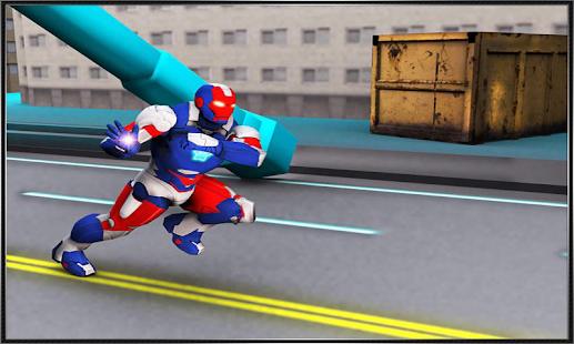 Amazing Iron Avenger Rush - náhled