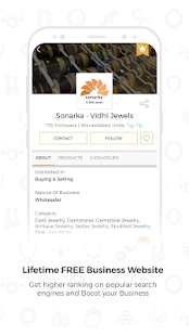 Jewelxy.com - B2B Gems & Jewellery Marketplace App- screenshot thumbnail