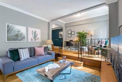 Downing Street Furnished Apartment, West village