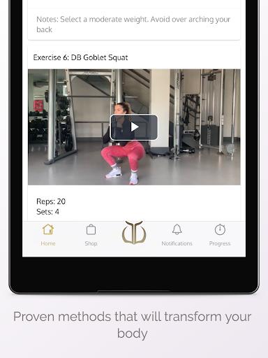 Good Fitness screenshot 9