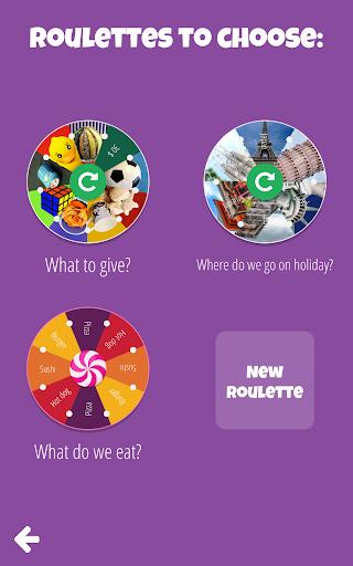 Decision Roulette 1.0.50 screenshots 8
