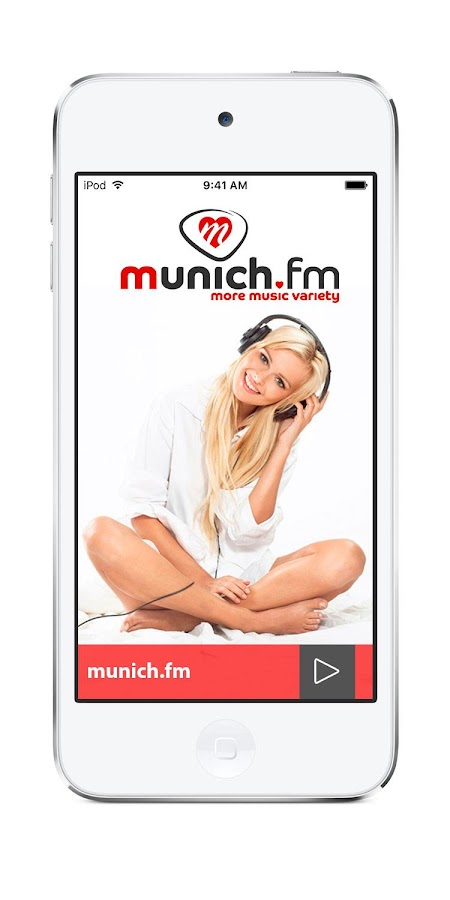 munich.fm- screenshot