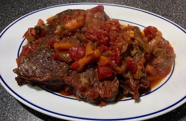 Stracotto-italian Pot Roast (pressure Cooker)