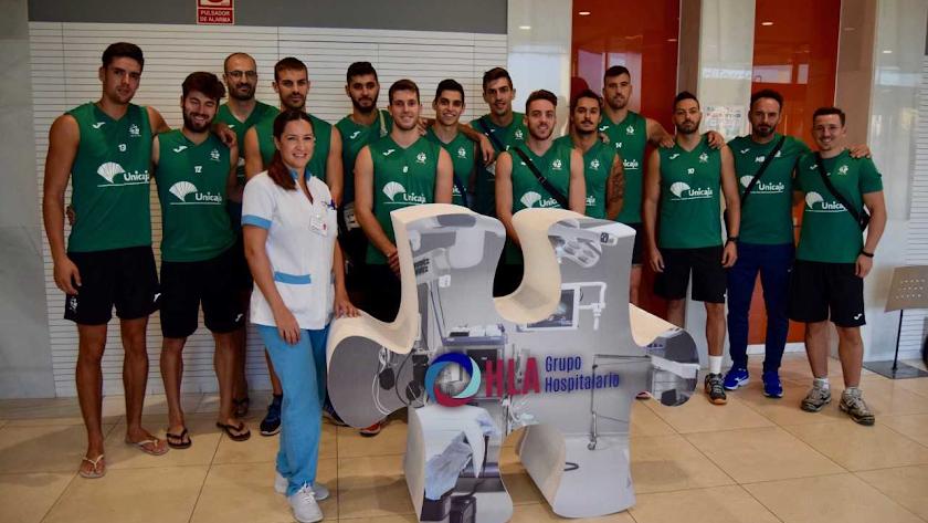 Unicaja Almería goza de muy buena salud