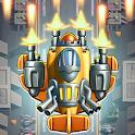 HAWK: Alien Strike Force Shooter. Falcon Squad icon